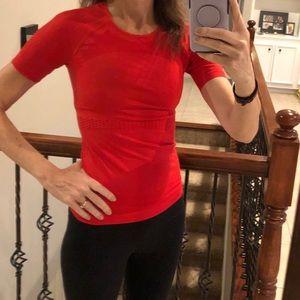 NWOT Stella McCarty for Adidas workout shirt